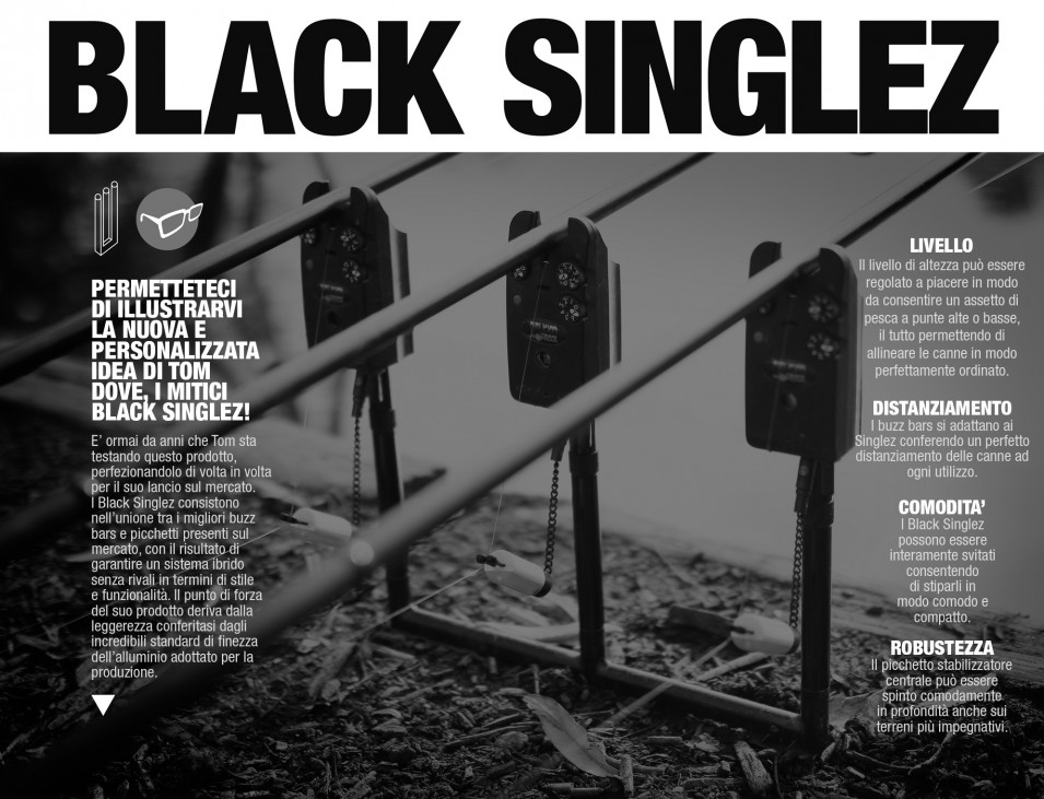Black Singlez - OUT NOW!